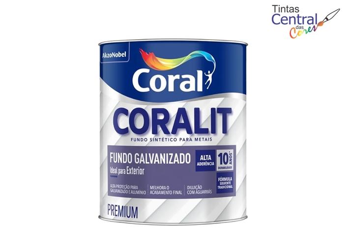 Coralit Fundo Galvanizado