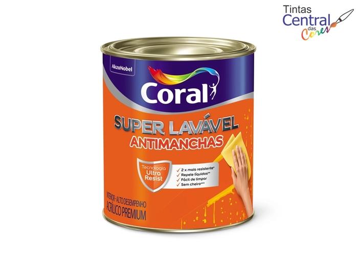 Super Lavável Coral