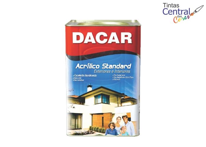 Dacar Acrílico Standard