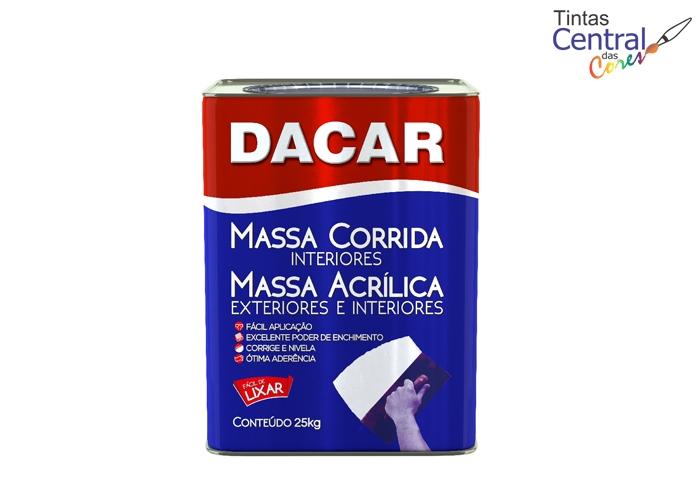 Dacar Massa Acrílica