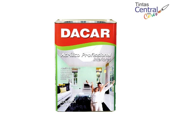 Dacar Tinta Para Gesso/DryWall