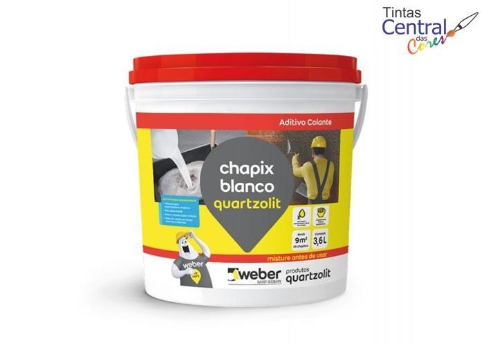Chapix Blanco Quartzolit