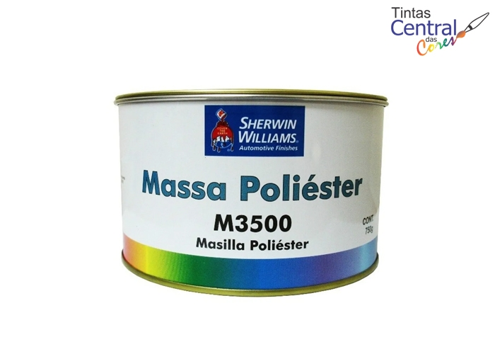 Massa Poliéster M3500