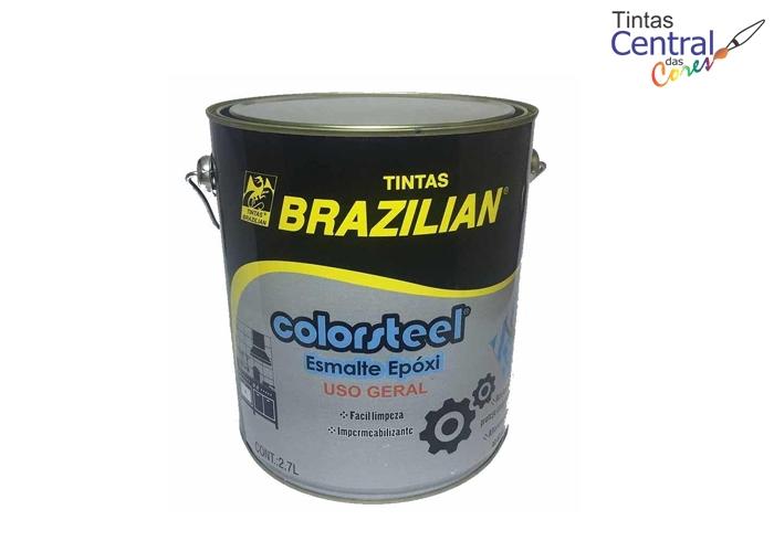 Brazilian Linha Epóxi Colorsteel